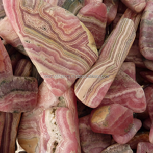 Rhodochrosite Uncut Rough Gemstone Rose Colored mineral stone Raw calcite Direct Mines Wholesale.