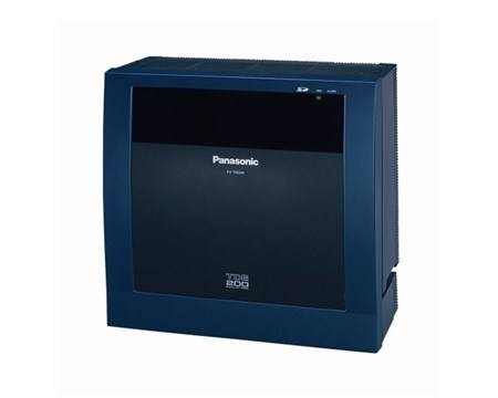 Panasonic KX-TDE200 built-in converged IP - PBX system ideal for 50 to 150 users Voice over IP