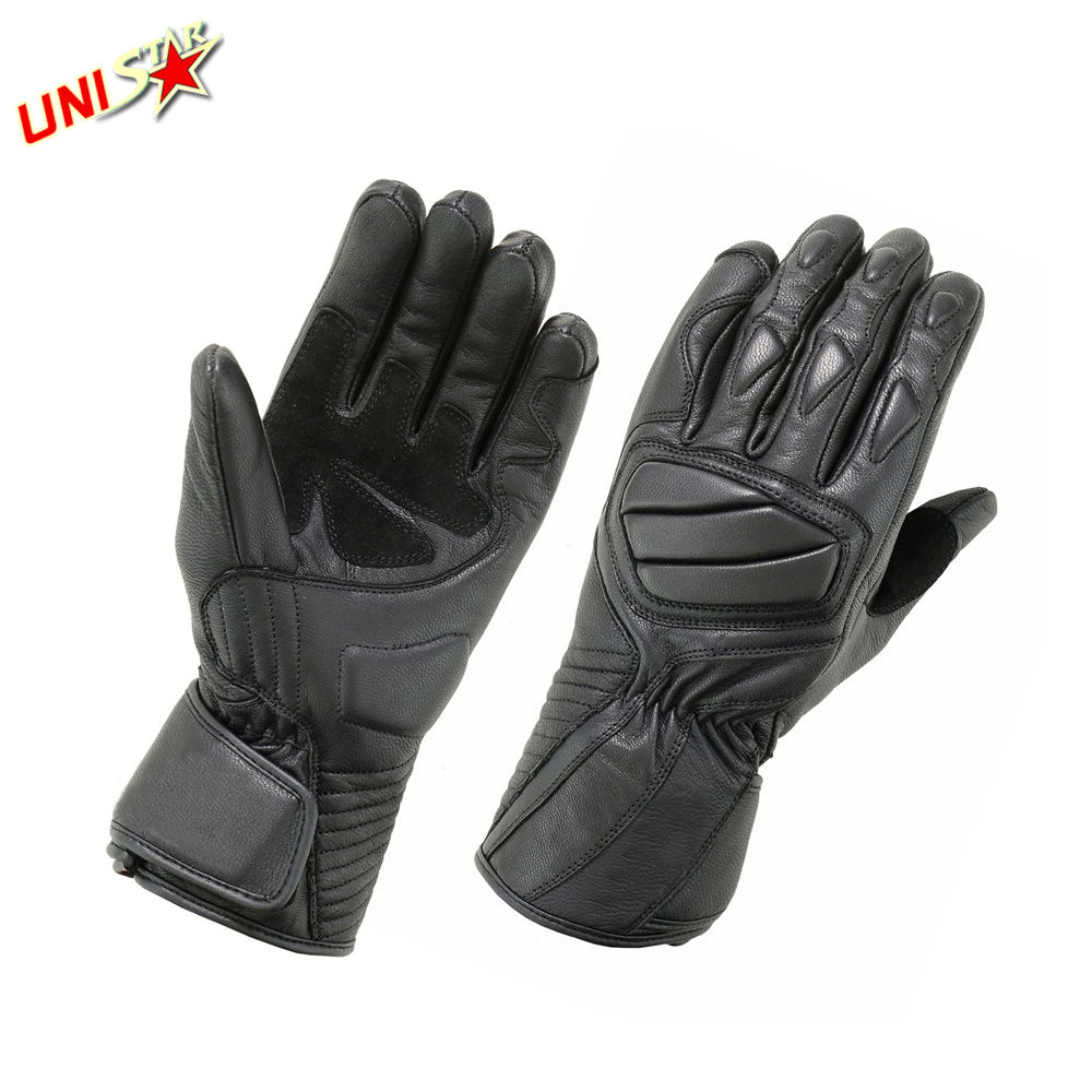 New Arrival Touring Motorbike Leather Gloves High Quality Cheap Price