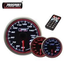 60Mm Wrc Gauge Series Led Racing Oil Temp Gauge