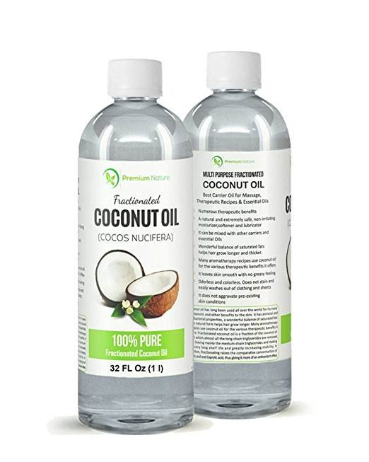 Private label 100% pure organic virgin Coconut Oil for hair skin face care