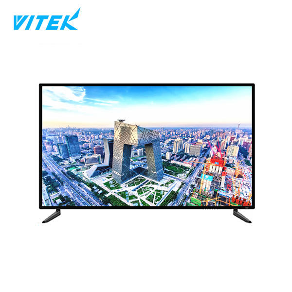 VTEX Best Selling 55 50 inch Smart TV, OEM ODM DVB-T/T2/C/S2 Smart TV Android, Cheap Wholesale Price Made in China Smart TV 4K