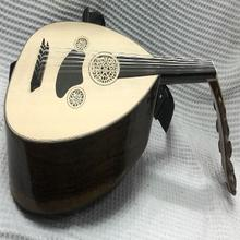 Turkish High Quality Half Cut Oud Ud String Instrument