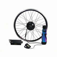 LCD + 36V 350W High Speed Electric Bicycle E Bike Hub Motor Conversion kit