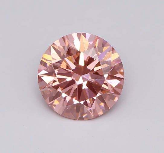 IGI Certified CVD Lab Grown Diamonds, Fancy Pink, Round and Fancy shapes, 0.01 - 1.5 Carat, VVS-SI Clarity