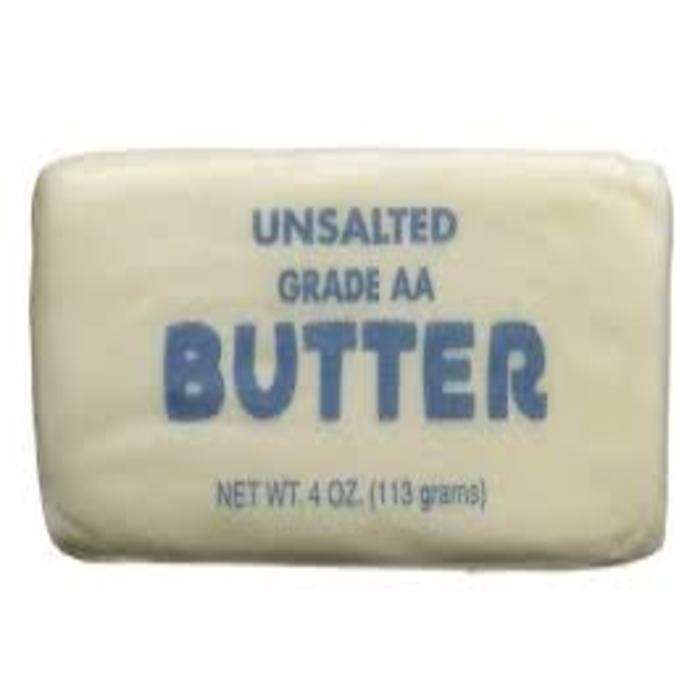 Natural Pure Unsalted Butter 82%