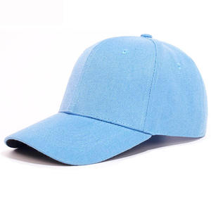 Wholesale high quality adjustable size plain suede hat sports cap and hat