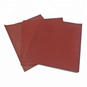 230 mm 40 Grit Aluminum Oxide Sandpaper Sheet for Polishing