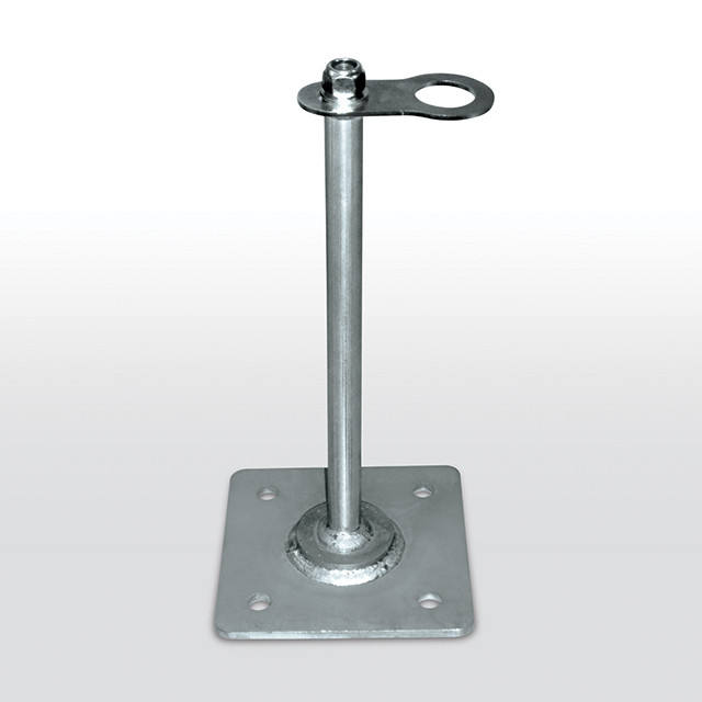 Safety products Revolving head metal components Safety Anchor personal safety equipment for Flat Roof