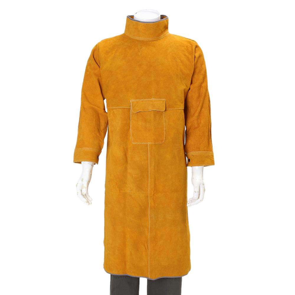 Durable Cow Split Leather Welding Apron