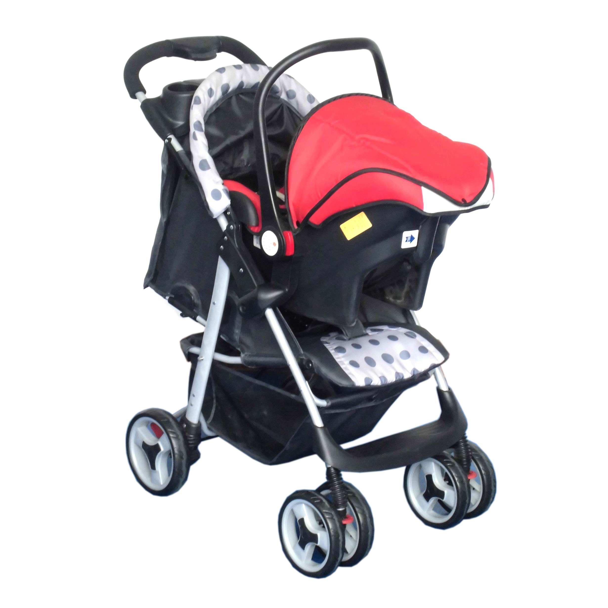 Convenience easy folding wholesale smooth riding style truly 3 in 1 travel system baby stroller