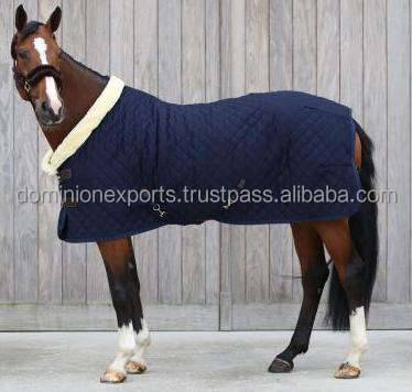 Horse Show Rug High quality Horse Rug Quilted Horse Rug with Fur