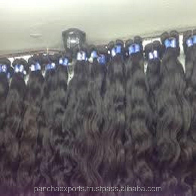 5A+ Grade Double Drawn Brazilian hair weave white women