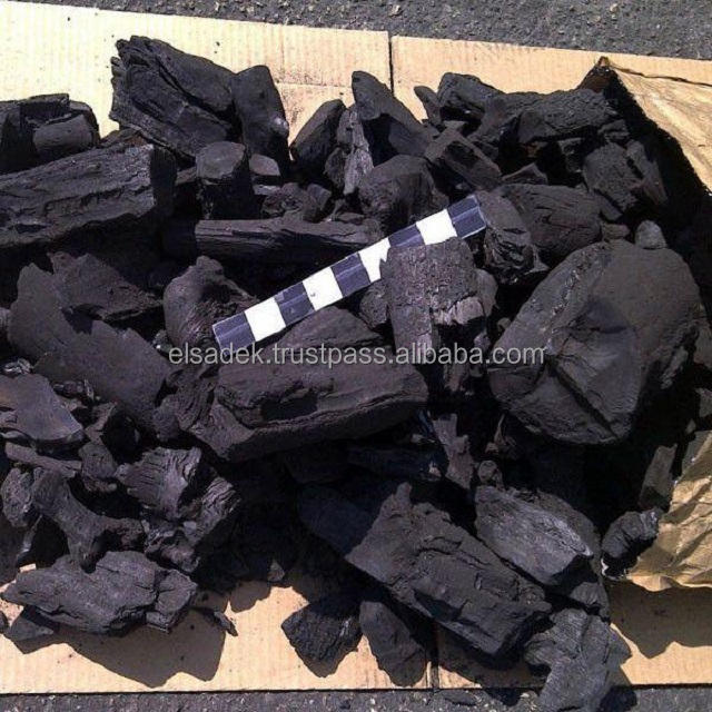 Charcoal for shisha and barbecue