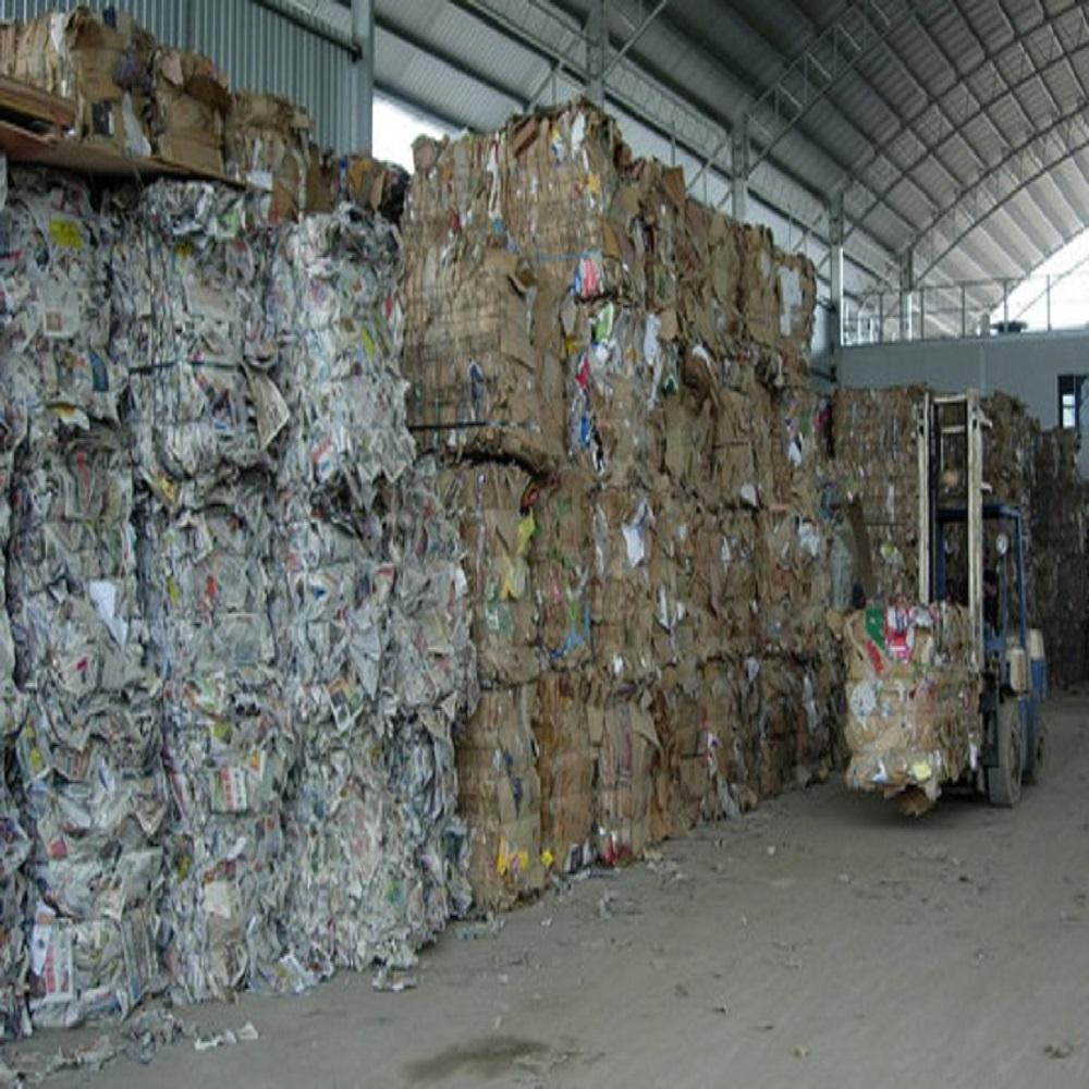 Waste Old Corrugated Containers(Occ waste), occ paper scrap