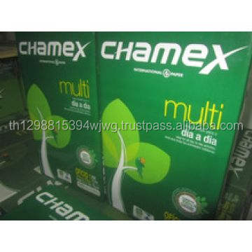 Chamex A4 legal size copy paper/Supreme Excellent A4 Copy Paper 80gsm/75gsm/70gsm