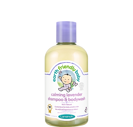 Earth Friendly Baby Shampoo & Body Wash