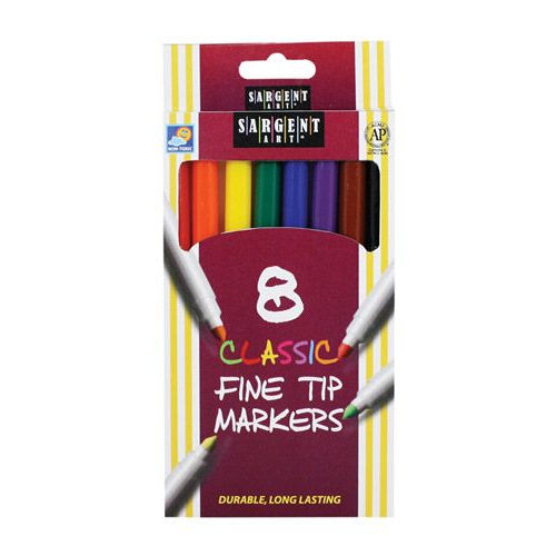 Singer sargent Màu Nghệ Thuật Markers Tốt Cảm Thấy Tip Nghệ Thuật Markers