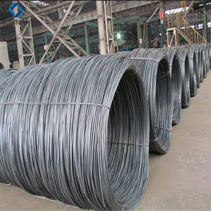 Steel Wire Rod For Drawing And Making Nail and Screw