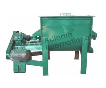 High quality price ribbon mixer double paddle blender made in India
