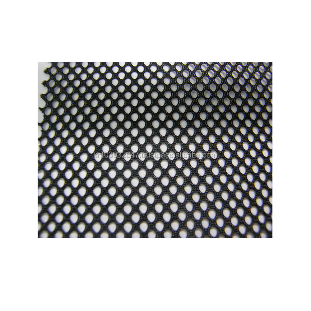 [BEST QUALITY] 100% polyester Power mesh fabric for bag outdoor chair shoes garment