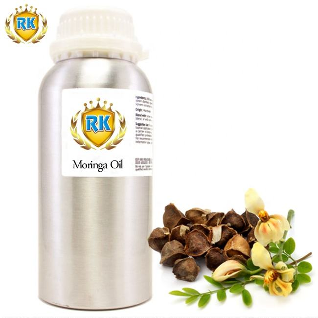 100% Natural Moringa Essential Oil for Sale