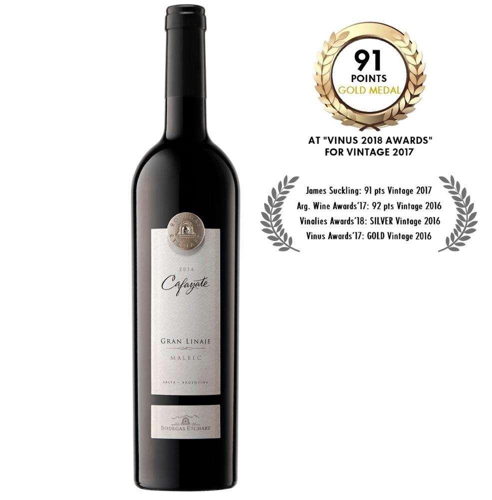 Cafayate Gran Linaje Malbec - Red Wine