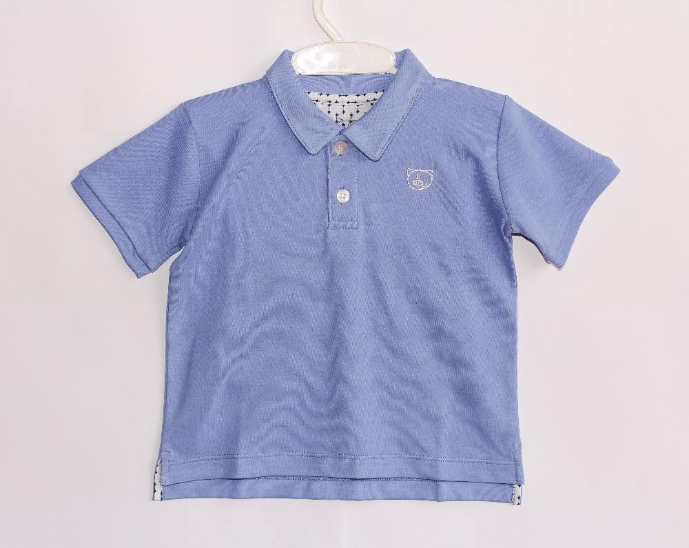 Polo Baby Shirt - 100% Pima Cotton - High End