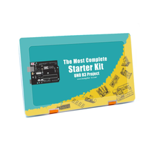 The Most Complete UNO R3 Starter Kit with Tutorial CD