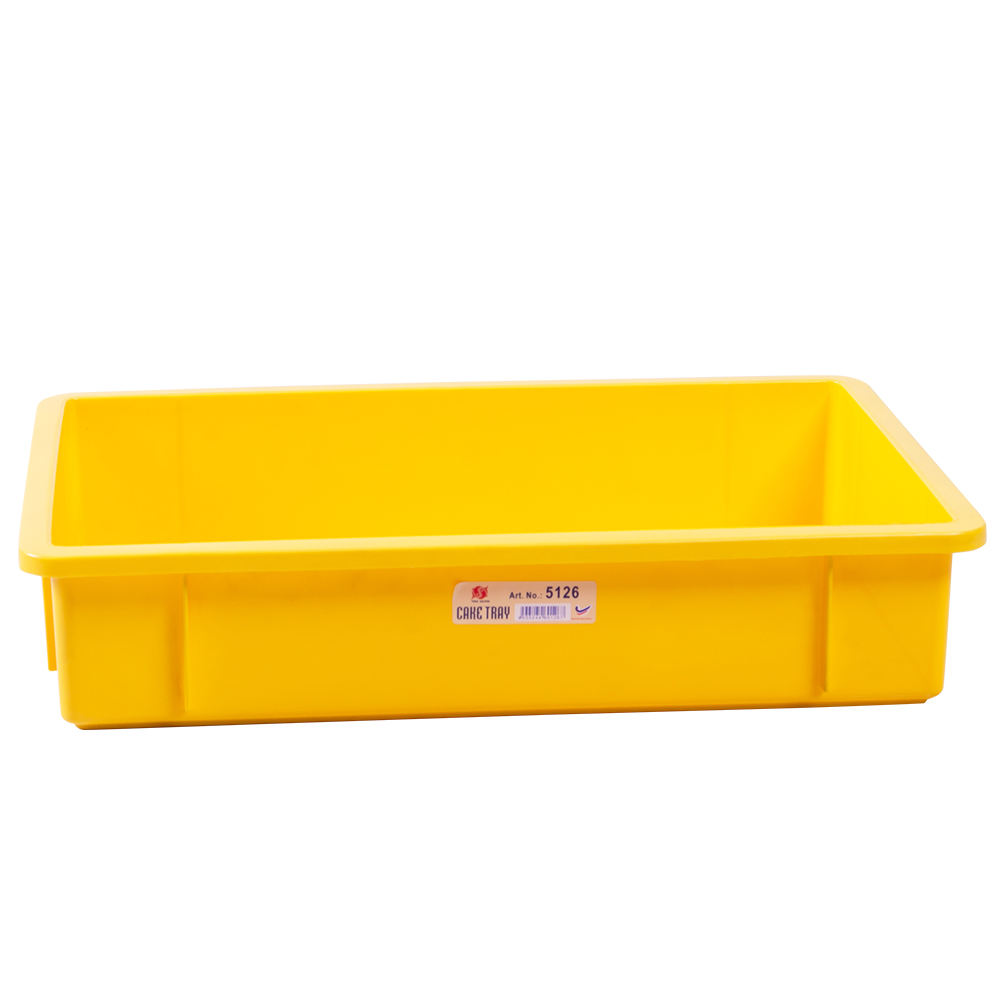 Malaysia Made high quality Cheap Plastic Cake Tray Medium size food tray