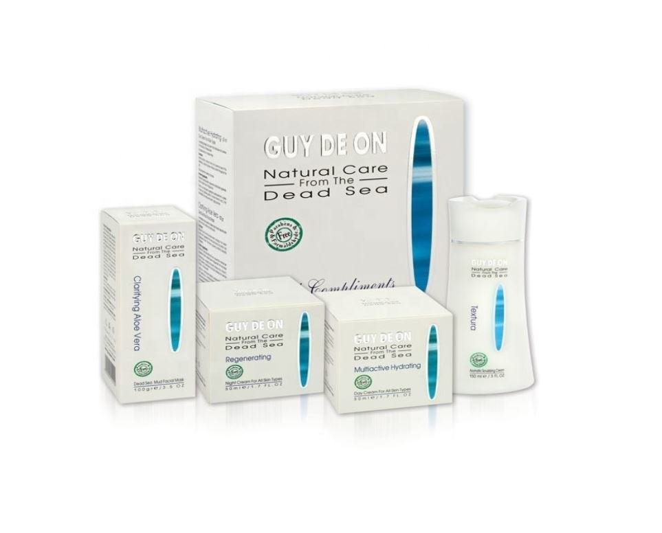 Dead Sea Cosmetic GIFT KIT - Facial Care Gift Kit