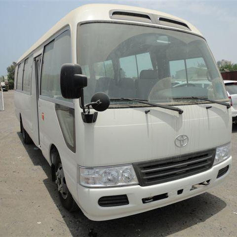 2012 Coaster Bus 30 seater