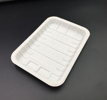 food grade corn starch biodegradable food packaging mochi trays