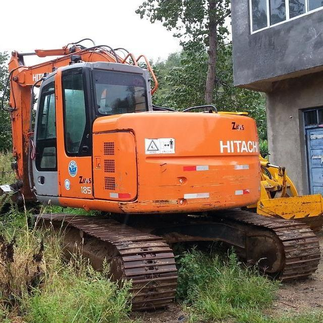 Used low price ZX135US hydraulic crawler excavator ZX135 from Japan in stock for hot sale