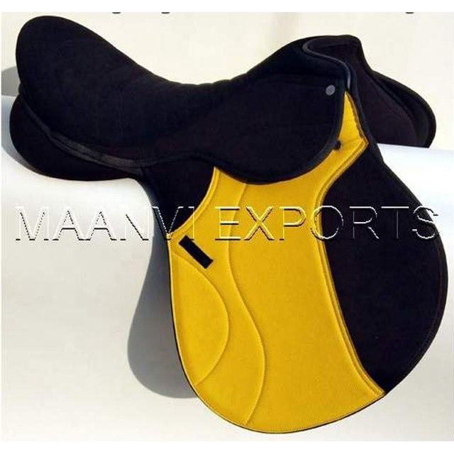 HIGH QUALITY SYNTHETIC JUMPING SADDLE