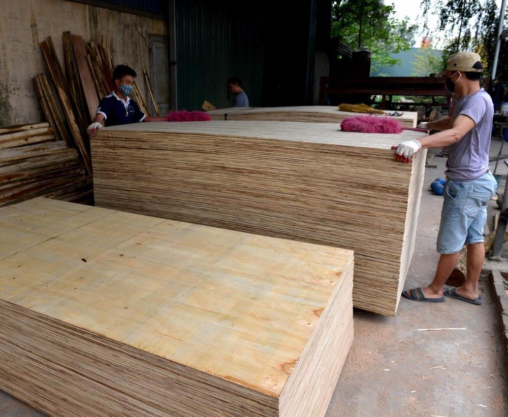 PLYWOOD FOR PACKING AND FURNITURE MANUFACTURING FROM LONGDAT CORP VIETNAM