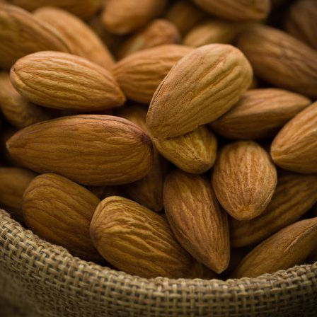 Raw Sweet Natural Almond Nuts for Sale
