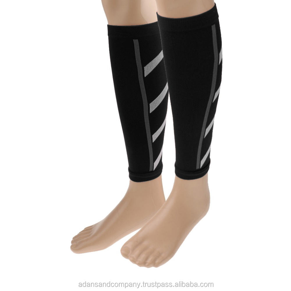 Custom Design Multi Sports 20-25 MM HG GraduateCalf Compression Leg sleeve