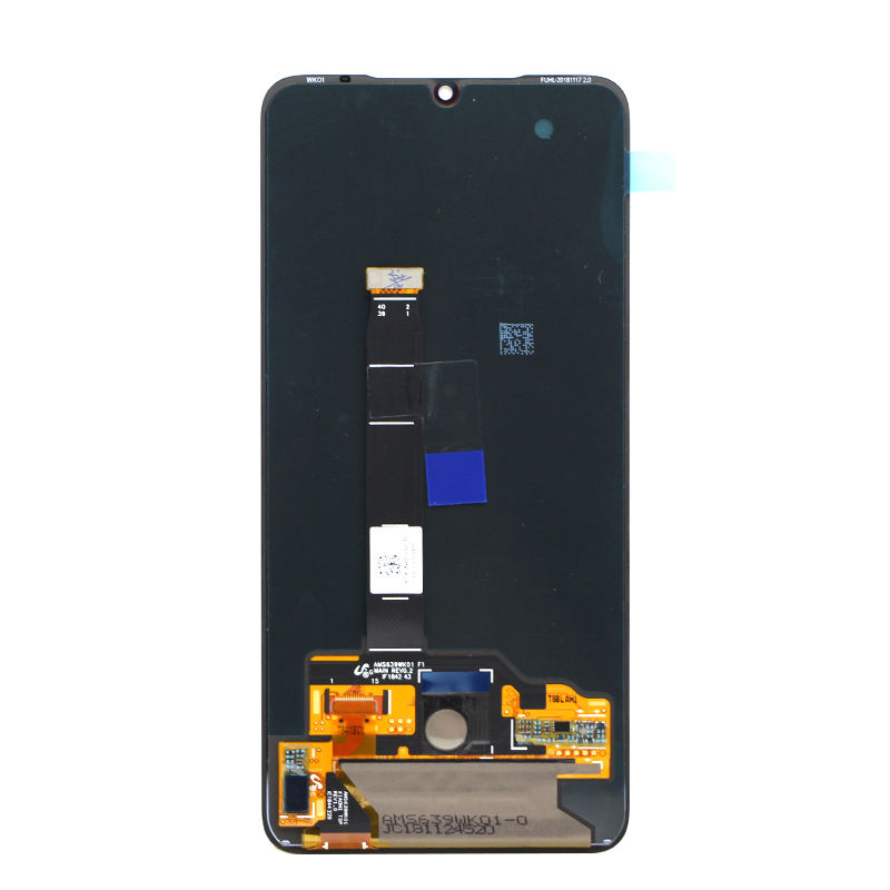 Original wholesale mobile lcd screen for Xiaomi mobile phones for Xiaomi mi 9 Lcd Display Touch Screen Digitizer Assembly