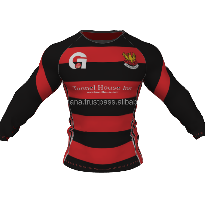 Personalizado Sublimada <span class=keywords><strong>Rugby</strong></span> Football Visto