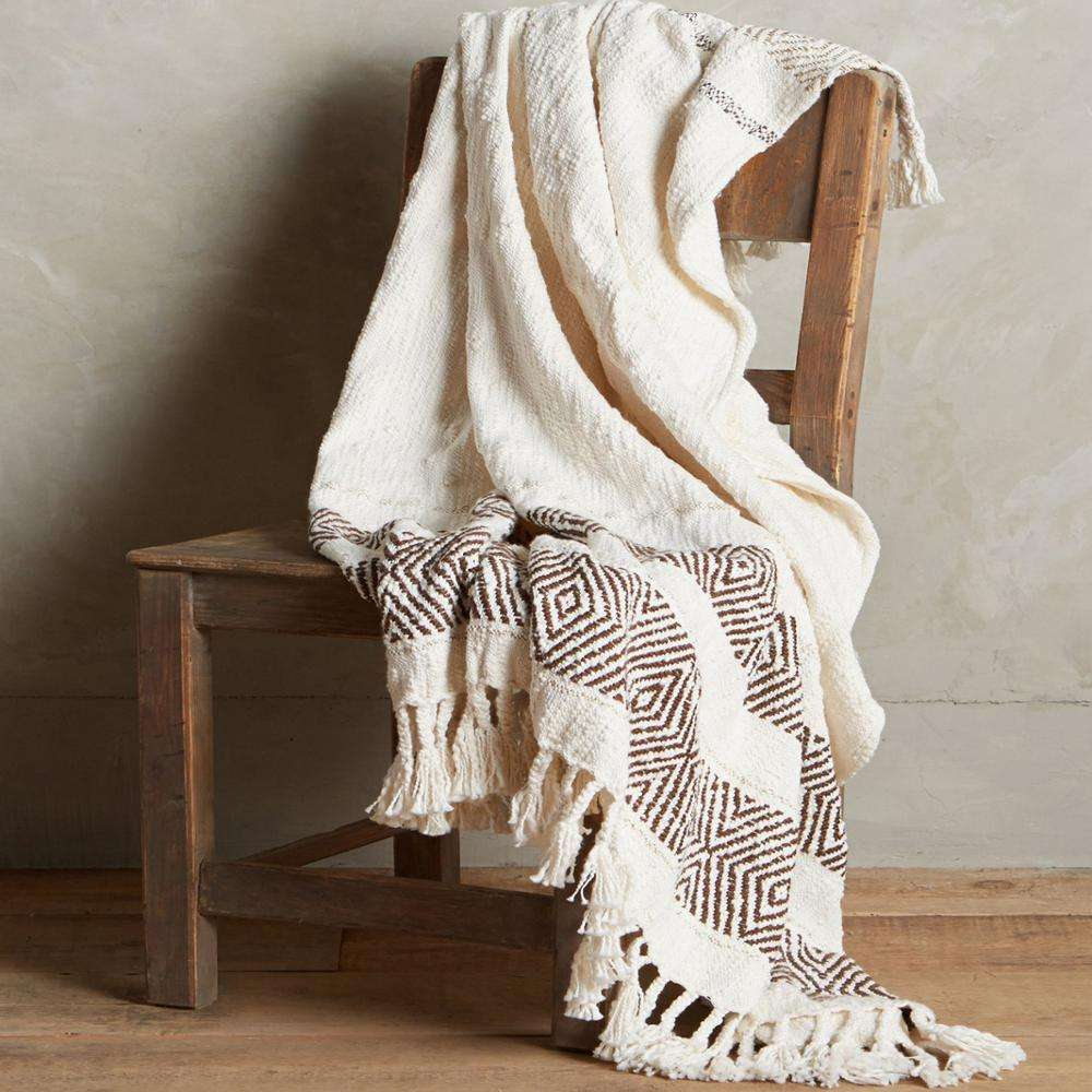 Decorative Sofa Blanket Wholesale Indian Luxury Bed Throw Blankets