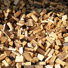 Alder BBQ Wood and wood chunks