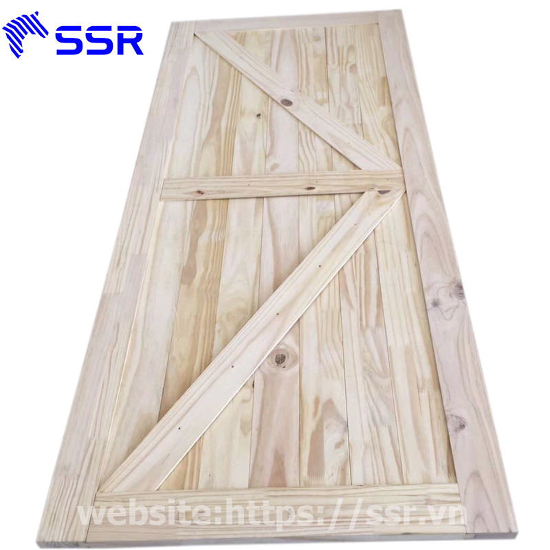 Wooden Doors acacia thick 25,35,44mm