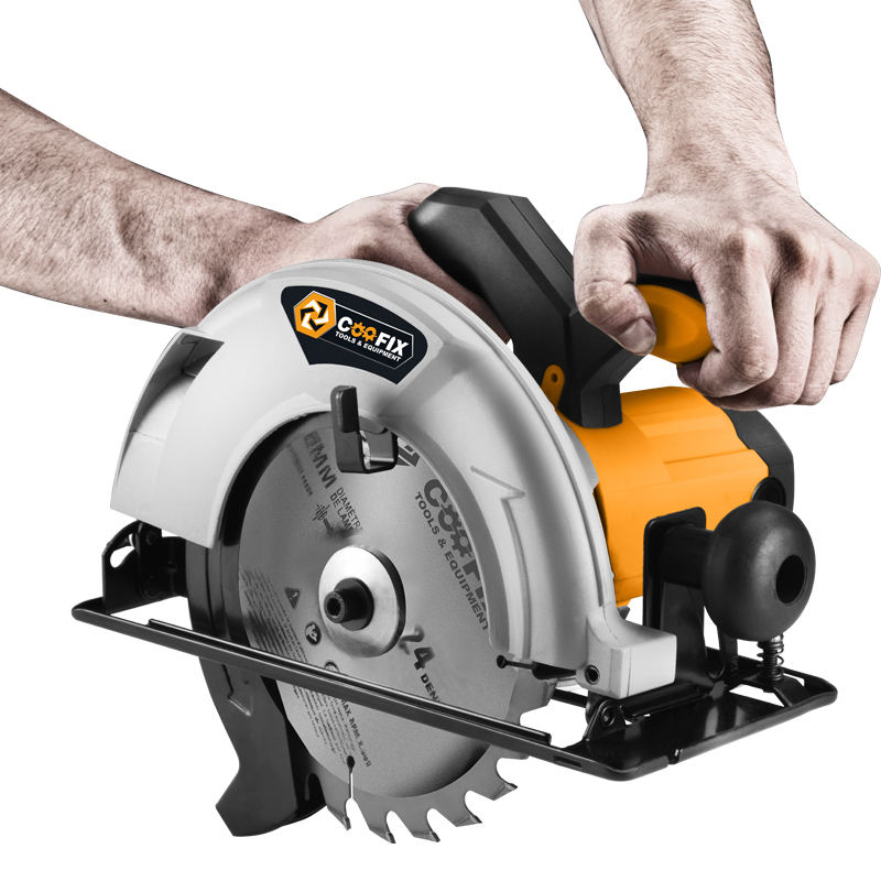 Coofix CF-CS005 185MM 40T Electric Hand Circular Saw Cutting Machines