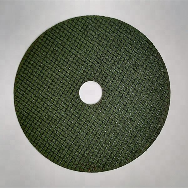 4 inch high profile mold polishing tools abrasive cutting disk for metal