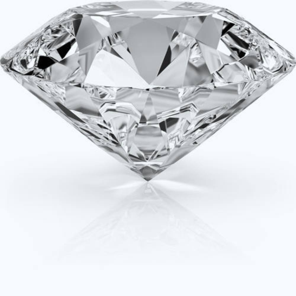 Round brilliant cut Excellent Polished 1 carat diamond price
