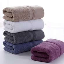 100% Cotton Towels Soft Hand Face Shower Bathroom Dry