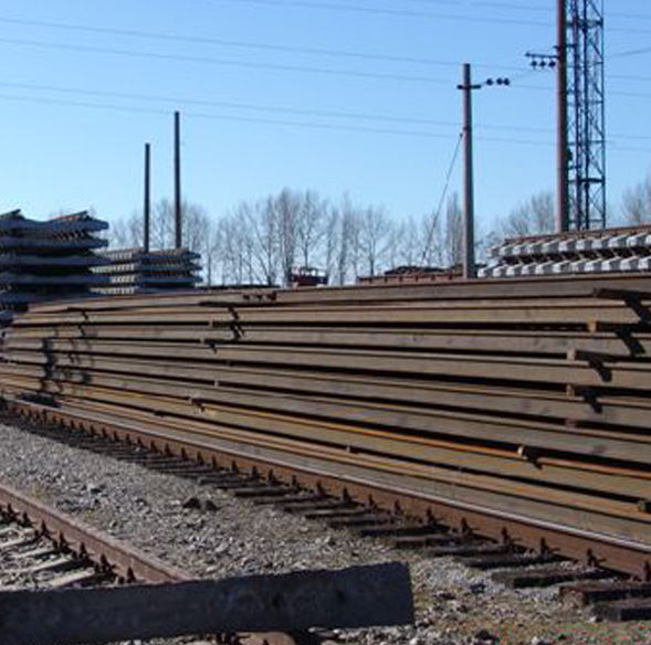 Low Price Used Rail Scrap