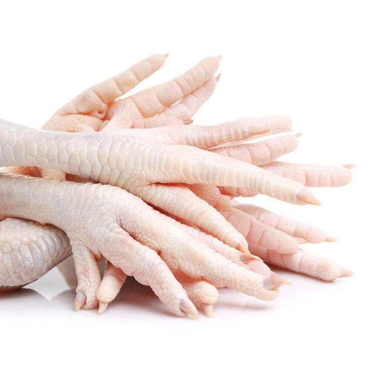 Clean Halal Frozen Chicken Feet And Paw