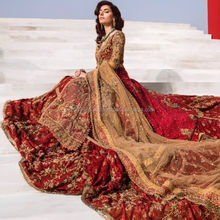 Bridal dresses, Pakistani women wedding dresses, Pakistani bridal dresses